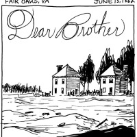 Dear Brother (Jones, June 13th 1862)