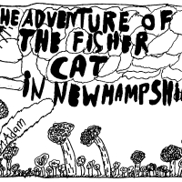 """The Adventure of the Fisher Cat in New Hampshire"" by Adam (GUEST POST)"