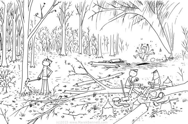 hhs-1862-FreemanColby-00_Woodcutting-LINE-WWW_MarekBennett_com