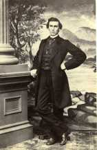 Charles W. Wilcox, c.1862 (SOURCE = Historical Society of Cheshire County)