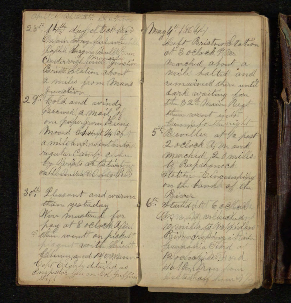 1864-01-31 Wilcox Diary (January 31 1864 - April 1 1865)-p015-w=1000
