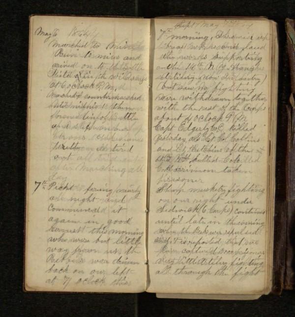 1864-01-31 Wilcox Diary (January 31 1864 - April 1 1865)-p016-w=1000