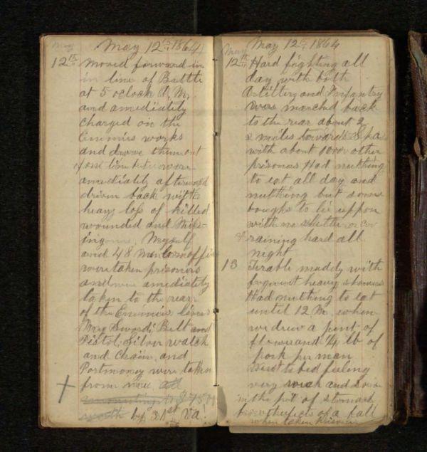 1864-01-31 Wilcox Diary-p020_05-12-w=1000