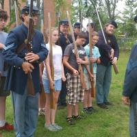 Civil War Comics Camp