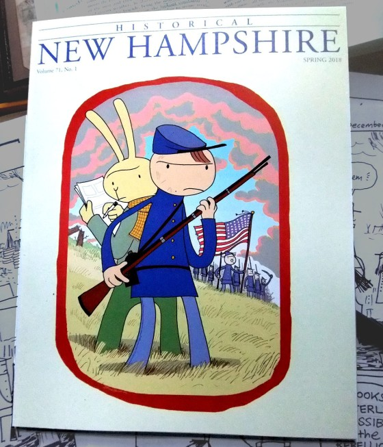Comics History From The Granite State